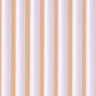 DEGOR Vliegengordijn Franje: Wit