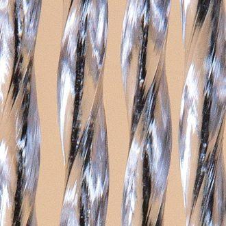DEGOR Vliegengordijn Artikel 3 zwart