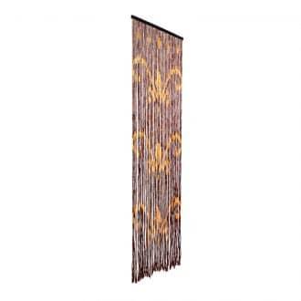 Vliegengordijn houten kralen: Brasil