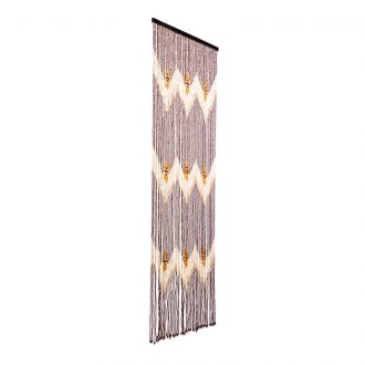Vliegengordijn houten kralen: Formosa