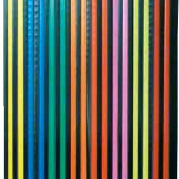 Fliegenvorhang Farbbänder 90x220 / 100x220