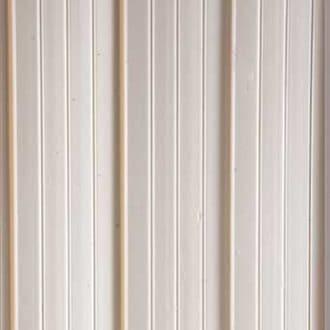 Vliegengordijn Lamellen wit