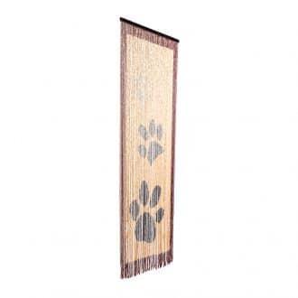 Vliegengordijn houten kralen: Cats
